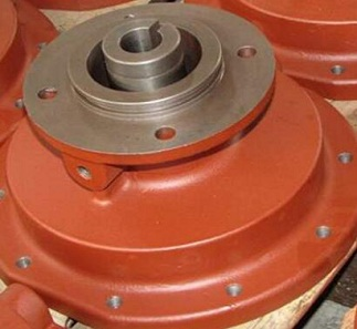 Why sand casting is used?