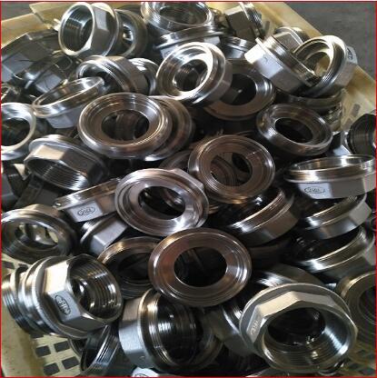 high pressure AISI304 ball valve