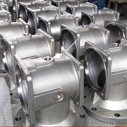 Suction Chamber Of Transfer Pump