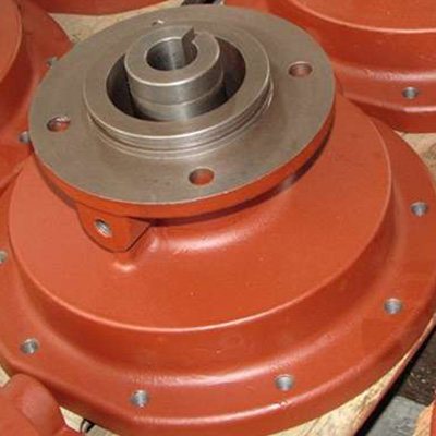 Iron Sand Casting, Coupling