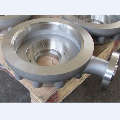 Investment castings for public works,pump housing