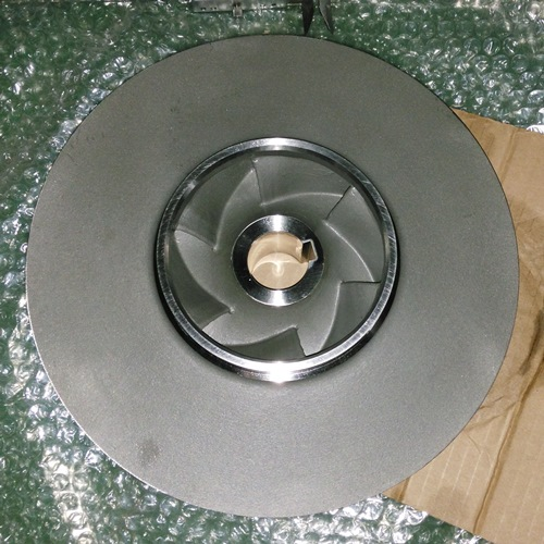 Investment casting Factory,impeller