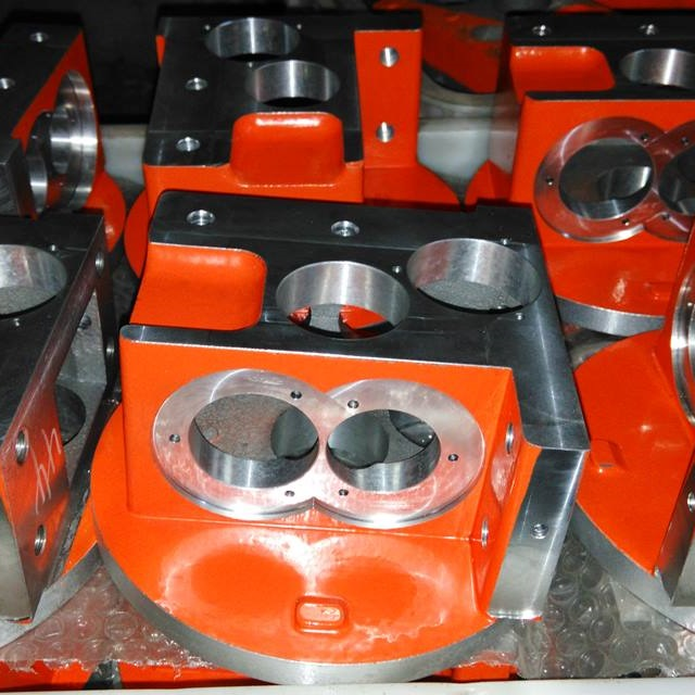 Electrical Enclosure OEM parts