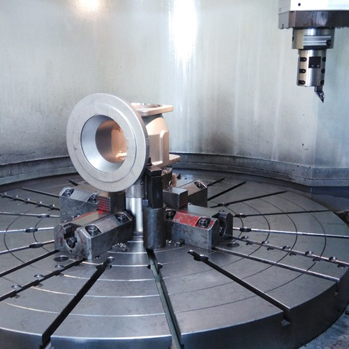 CNC machining with low price