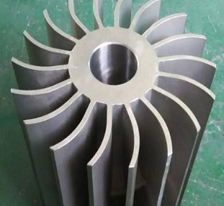 The structure of liquid ring vacuum pump