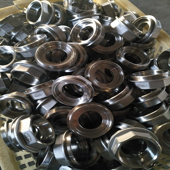 Stainless steel Investment casting parts,ball valve body