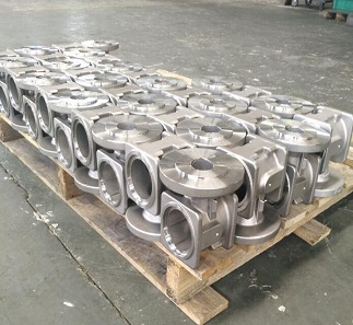 Oil equipment accessories made by precision steel casting